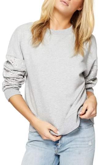 Flora Cotton Sweatshirt
