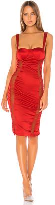 superdown Nada Bustier Dress