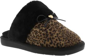 MICHAEL Michael Kors Margot Comfy Faux Fur Slipper