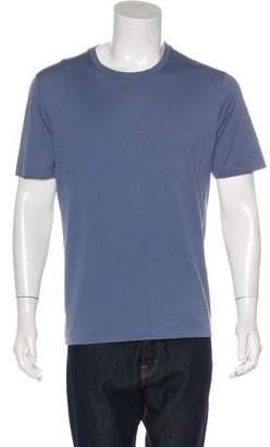 Louis Vuitton Woven Crew Neck T- Shirt