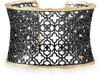 Kendra Scott Candice Mixed Metal Cuff Bracelet