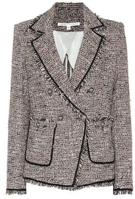 Veronica Beard Theron tweed blazer