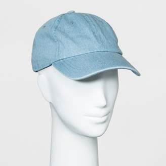 Universal Thread Women's Baseball Hat Blue
