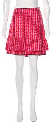 Marni Silk Mini Skirt