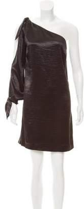 Rebecca Minkoff Asymmetric Mini Dress