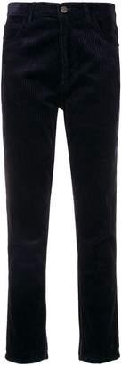 MiH Jeans Mimi corduroy slim-fit trousers