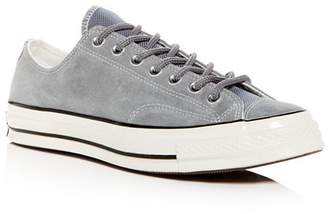 Converse Men's Chuck Taylor All Star 70 Suede Lace-Up Sneakers