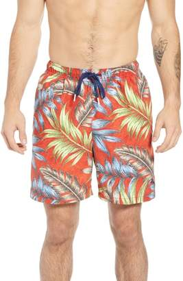 Tommy Bahama Naples Parque Palms Swim Trunks