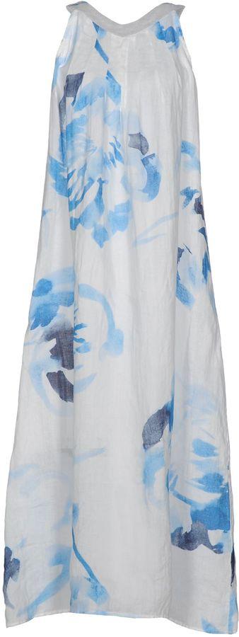 120% Lino120% LINO Long dresses