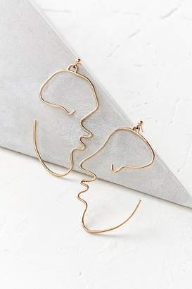 Oxbow Designs All People Statement Earring