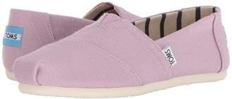 Toms Venice Collection Alpargata Women's Slip on Shoes