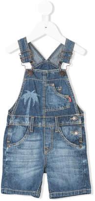 Levi's Kids classic denim overalls