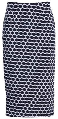 Everleigh Double Knit Pencil Skirt