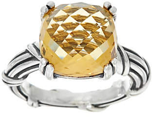 Peter Thomas Roth Sterling Fantasies 6.20 ctCitrine Ring
