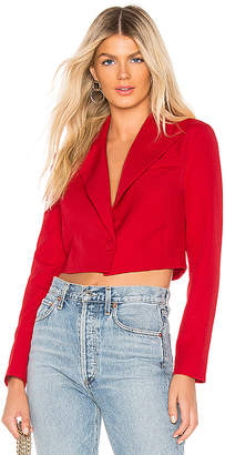 About Us Willow Cropped Blazer