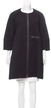 Marni Collarless Structured Jacket