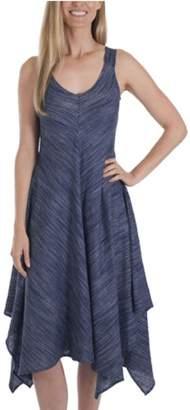 Fever Women's Scoop-Neck Solid Sleeveless Short Straight Dress