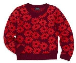 Splendid Little Girl's& Girl's x Margherita Missoni Daisy Sweater