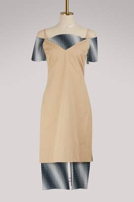 Aalto Multi-print dress