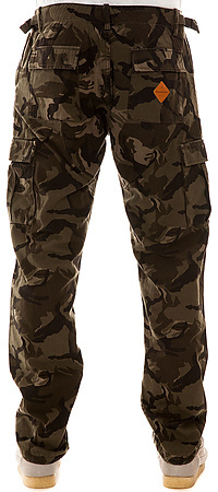 Camo Street Ammo The Cargo Pants in