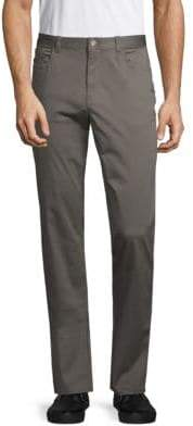 Calvin Klein Classic Slim-Fit Pants