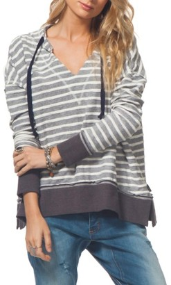 Women's Rip Curl Hotline Stripe Hoodie $54 thestylecure.com