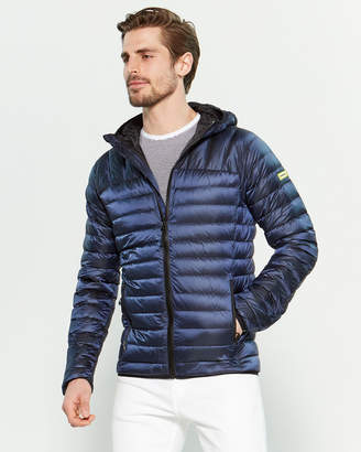 3908a5b04d94 Superdry Hooded Design Collective Core Down Jacket