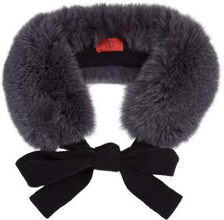 Canadian Hat Fox Fur Scarf