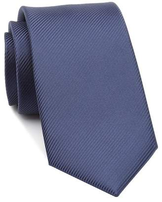 Perry Ellis Fine Line Solid Tie