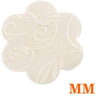 988fe516342 KAWAICAT 20 Pairs Lace Flower Adhesive Nipple Covers Pads Breasts Stickers