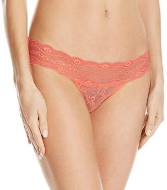 B.Tempt'd Women's Lace Kiss Bikini Panty