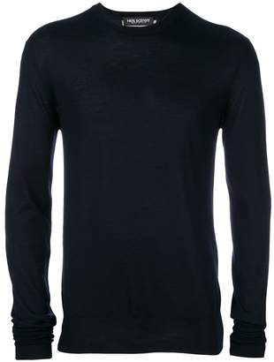 Neil Barrett fine knit sweater