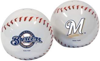 Milwaukee Brewers Salt & Pepper Shaker Set