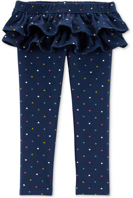 Carter's First Impressions Baby Girls Dot Ruffle Legging