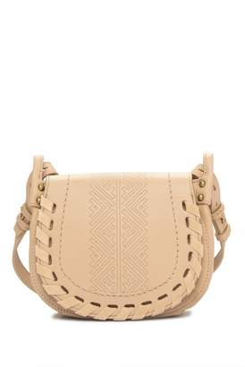 Lucky Brand Wind Leather Crossbody Bag