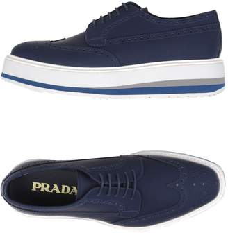 Prada Lace-up shoes - Item 11131786XM