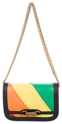 Burberry 2018 Rainbow Leather Shoulder Bag