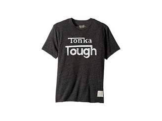 Original Retro Brand The Kids Vintage Tri-Blend Short Sleeve Tonka Tough T-Shirt (Big Kids)