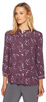 Eberjey Women's Daisy Pj Top Sleepwear