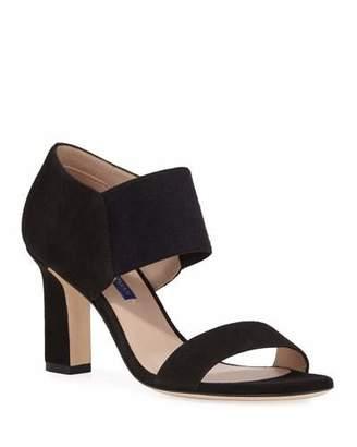 95fe455394a Stuart Weitzman Toe Band Women s Sandals - ShopStyle