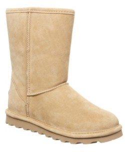 BearPaw Women's Elle Short Boots Women's Shoes