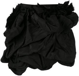 DSQUARED2 ruffle mini skirt