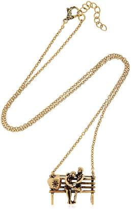 Alcozer & J Lovers Necklace