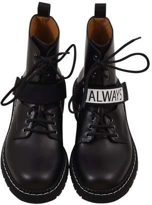 Valentino Combat Boots Always