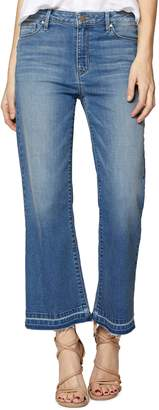 Sanctuary Robbie Release Hem Crop Jeans