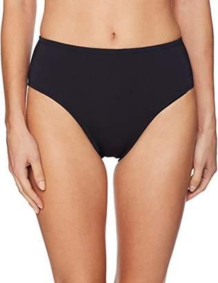 Bleu Rod Beattie Women's High Waist Tummy-Tuk Control Bikini Bottom