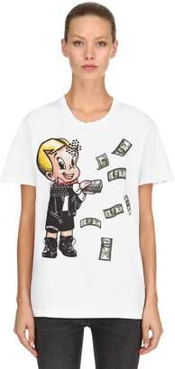 Dom Rebel Baller 25 Swarovski T-Shirt