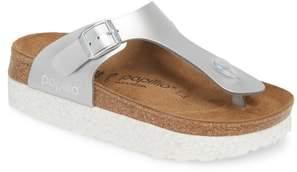 Birkenstock 'Gizeh' Birko-Flor Platform Flip Flop Sandal