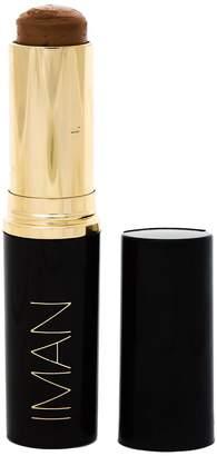 Iman Cosmetics Second to None Stick Foundation, Dark Skin