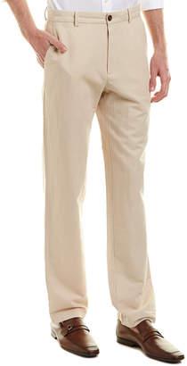 Brooks Brothers Clark Linen-Blend Regent Fit Pant